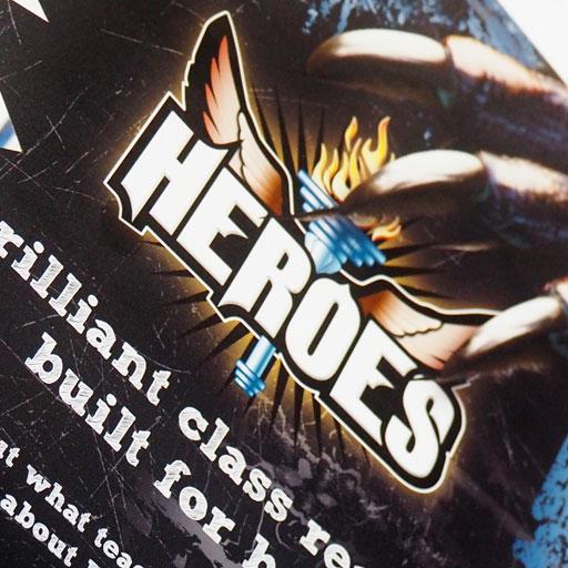 Heroes Mailer